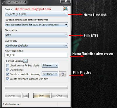 Cara Gampang dan Cepat Install Windows Xp, 7, 8, 10 dengan Flashdisk