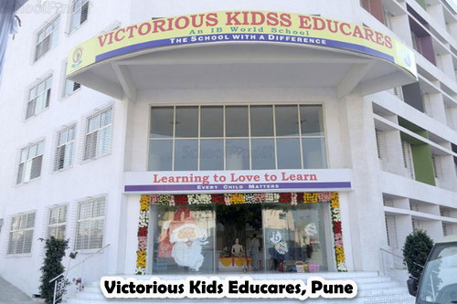 Victorious Kids Educares, Pune