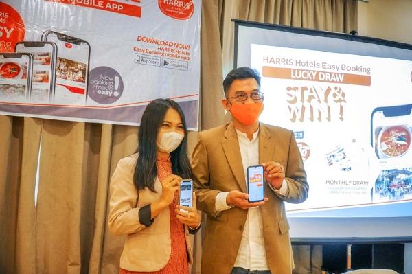 Luncurkan Aplikasi Harris Hotels Easy, Beragam Hadiah Menanti