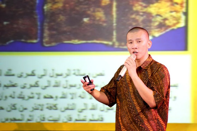 Dikriminalisasi, Ustadz Felix Siauw : Kajian Islam Tak Berbahaya Karena Islam Tak Akan Membahayakan Justru Menyelamatkan