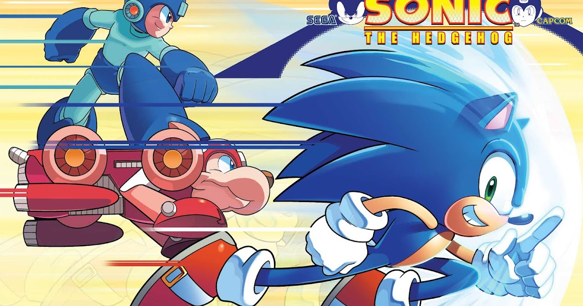 Hedgehogs Can T Swim Sonic The Hedgehog Issue 275