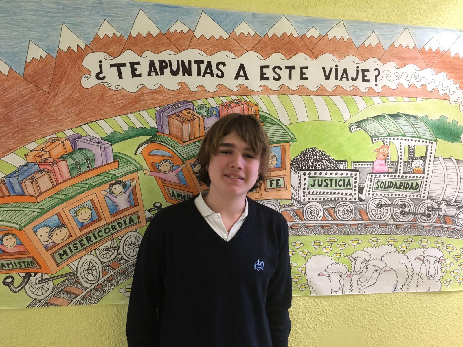 Agustinas Valladolid - 2017 - ESO 2 - Olimpiada Matemática - Clasificado