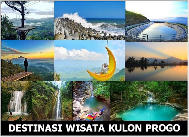 10 Top Destinasi Wisata Kulon Progo