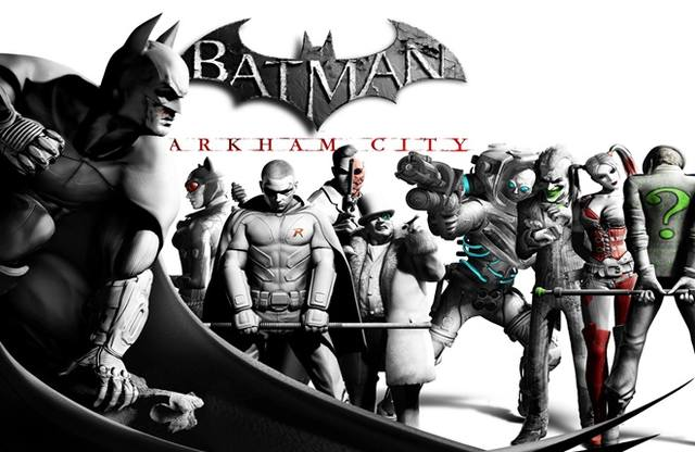 Batman Arkham City Game of The Year Edition-Repack