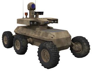 USA Army AI Task Force building next-generation AI-powered robotic combat vehicle