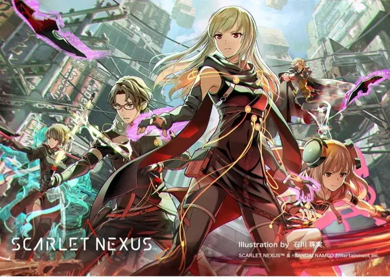 Scarlet Nexus Unlocks In-Game Rewards Using Codes Hidden In The Anime