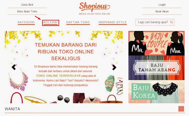 Shopious.com Belanja hemat