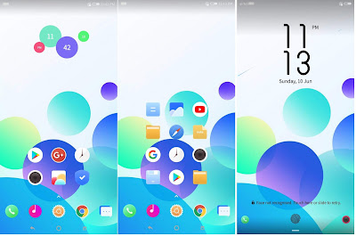 ENCLAB White Theme For Emui 5 / 8 : Huawei Emui Themes