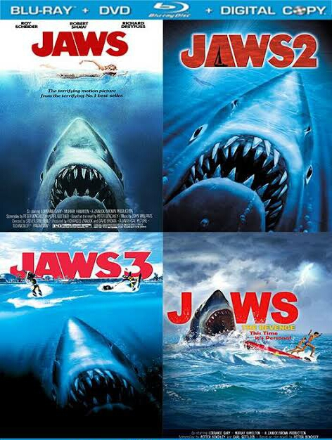 JAWS COLLECTION TAMIL DUBBED HD