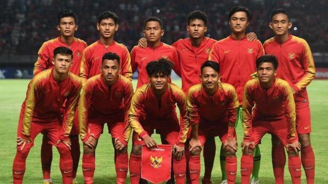 Skuat Timnas U-19 Indonesia
