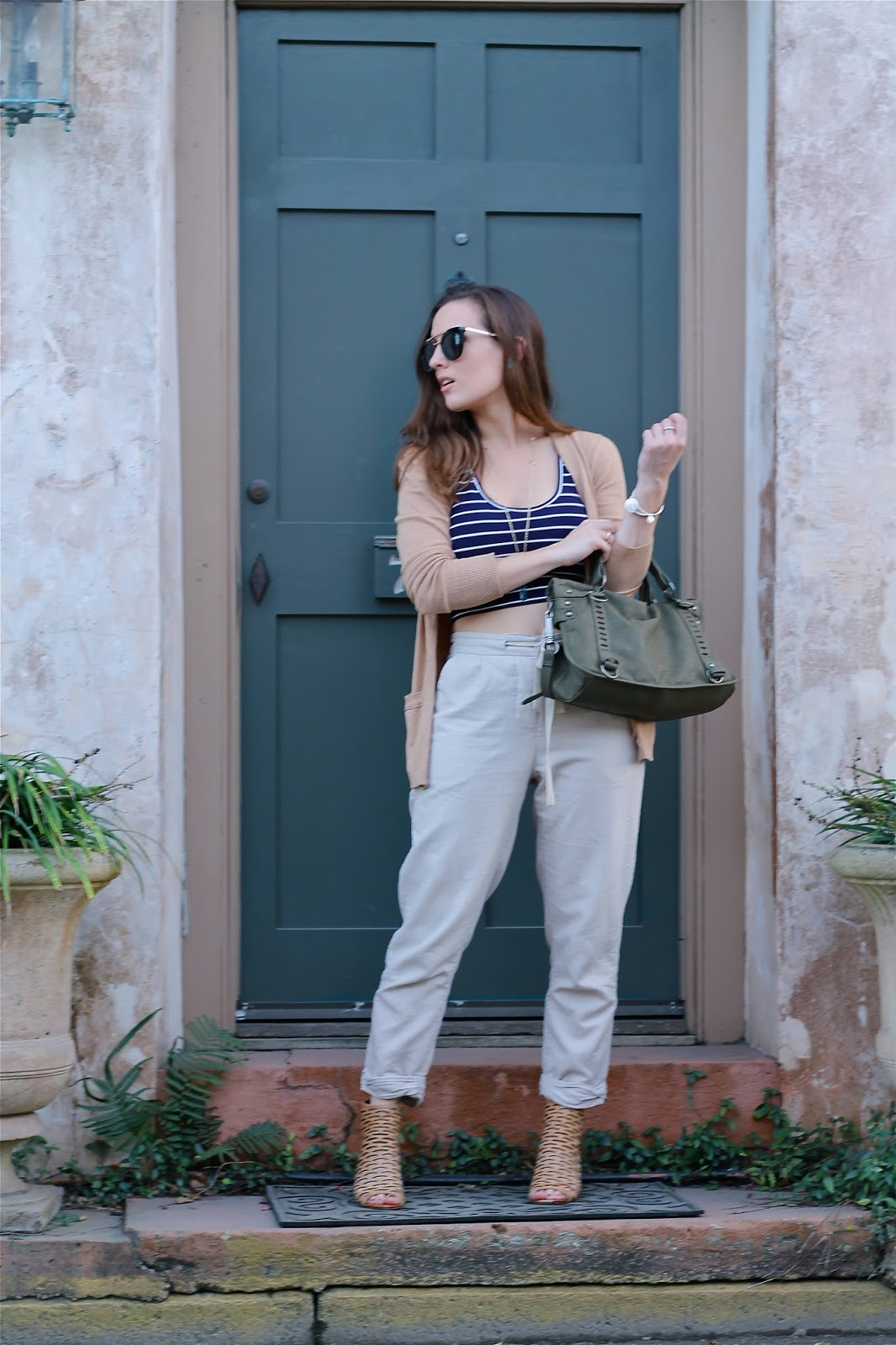 Forever 21, jeffrey campbell, LOFT, Free People, Nasty Gal, The HiRode, Alex and Ani, Kate Spade, style blog, fashion blogger, Miami fashion blogger, outfit ideas, nautical, ootd, look book,