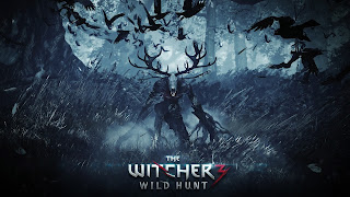 The Witcher 3 PS Vita Wallpaper