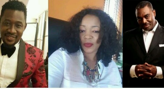 Late Chaz B's wife now dating Nollywood Actor