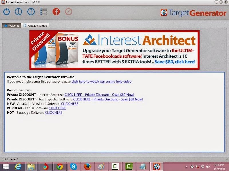 TargetGenerator v1.0.1.2 Download Grátis