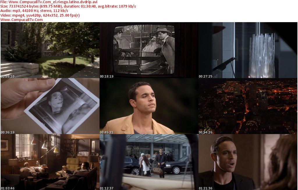 El Riesgo [At Risk] DVDRip Español Latino [Ver Online] 1 Link