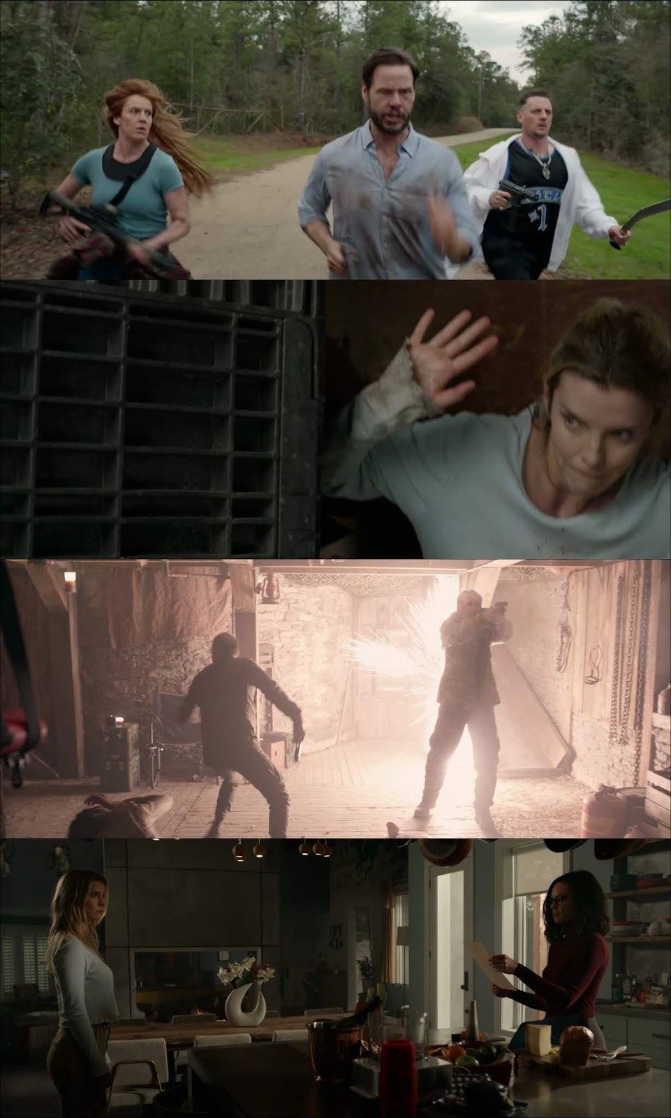 La Caza (2020) HD 720p Latino