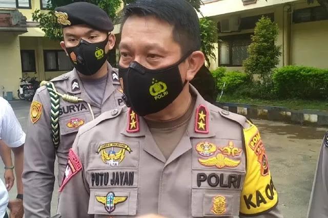 Polisi di Bali Dijatuhi Sanksi Nonjob atas Dugaan Pemerasan Cewek Open BO