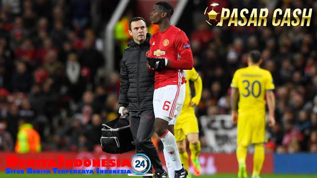 Manchester United Kehilangan Poga Kala Menghadapi Boro