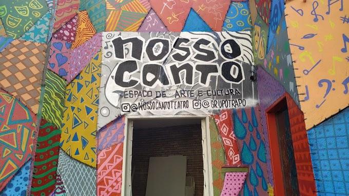 Nosso Canto Espaço de Arte e Cultura cria programação cultural on-line