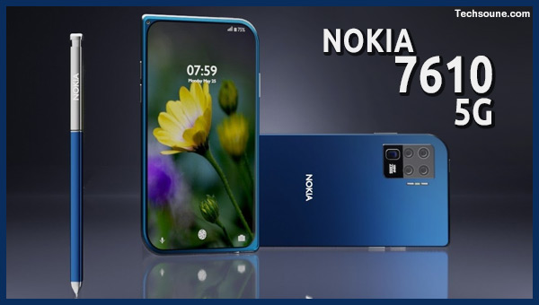 Nokia 7610 5G 2020: تاريخ الإصدار، السعر، المواصفات الكاملة