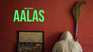 Aalas Lyrics - Girish Nakod