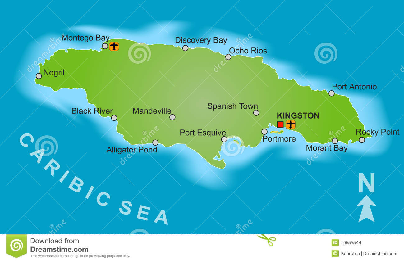 but i like jamaica too especially montego bay in the northwest and kingston in the southeast of the gorgeous island