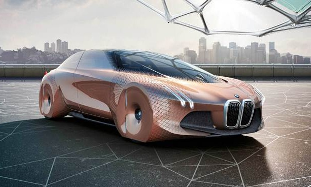 Bmw Inext Self Driving Electric Car Will Be Ready In 2021