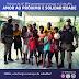 AMOR AO PRÓXIMO E SOLIDARIEDADE: policiais do 16° BPM presenteiam crianças