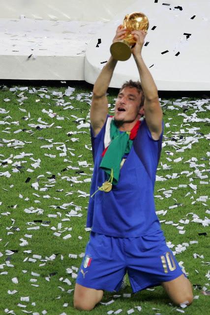 Totti Italia 2006
