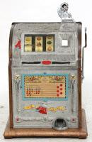 Mesin slot 3 gulungan pertama, Card Bell
