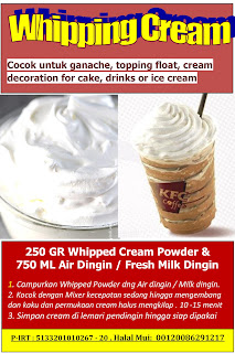 Whipping-cream-instant-Powder