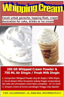 Whipping-cream-instant-Powder