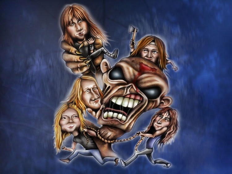 Βίντεο του Murilo Martins με 155 riff από ισάριθμα τραγούδια των Iron Maiden