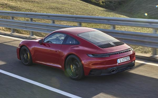 Novo Porsche 911 GTS 2022 chega ao Brasil - preços e detalhes