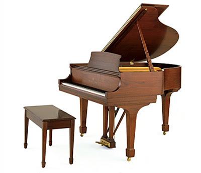 dan Piano Steinway & Sons M