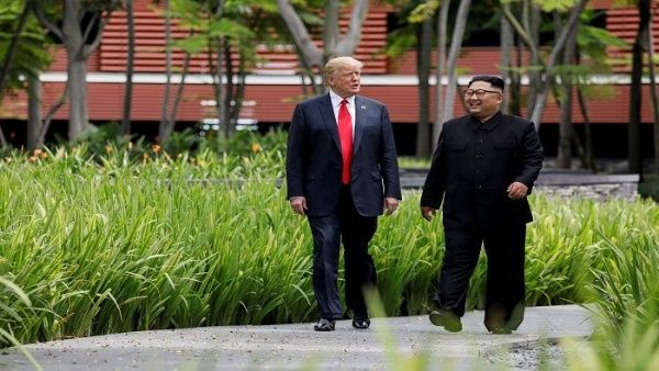 EE.UU. detiene suspensión de prácticas militares en Corea del Sur