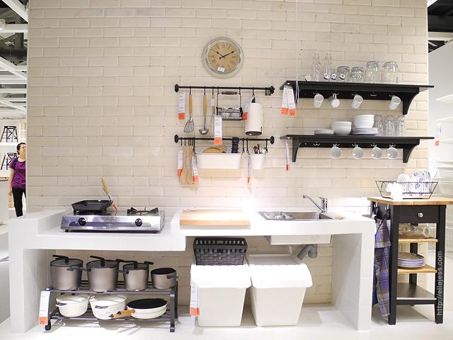 Dapur Ikea Blo Desainrumahid
