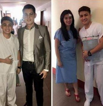 MUST SEE: Behind The Scene Photos Taken At The Set Of La Luna Sangre!