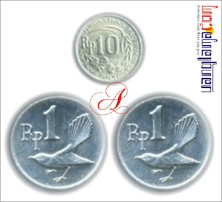 Paket Koin 12 Rupiah A