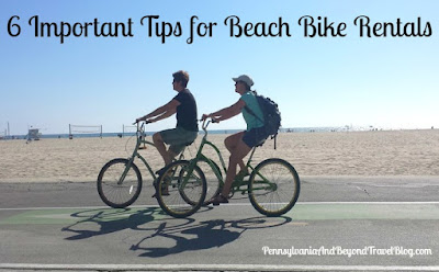 6 Important Tips for Beach Bike Rentals