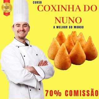 Curso Online Coxinha do Nuno