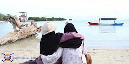 pantai wisata pulau pari