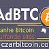 Ganhe Bitcoin Com Adbtc