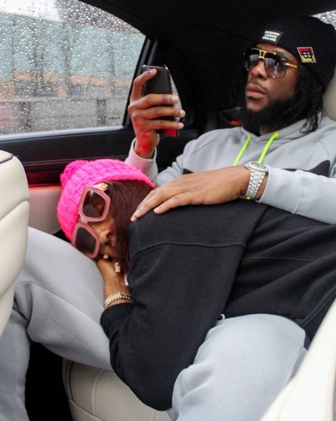 BBNaija: Mercy Eke And Willie Xo On A Romantic Date Together In London (Video)
