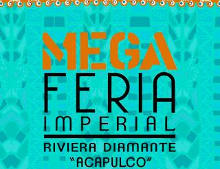 mega feria imperial acapulco 2019 2020