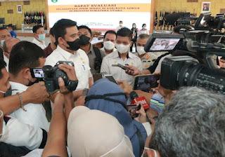 Wali Kota Medan Bobby Nasution:  Siap Doorstop di Kantor Maupun di Lapangan dengan Wartawan