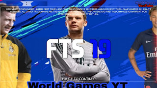 Download FTS 19 Full Update Mod APK OBB+Data by Worldgames