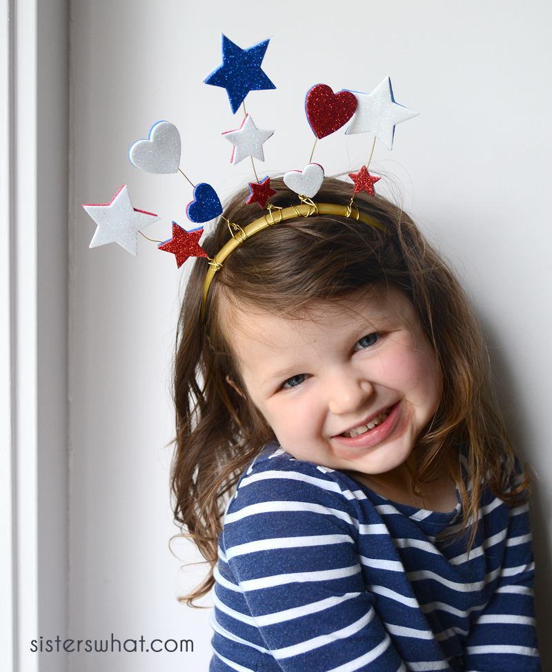 Star Crown Kids Craft Tutorial