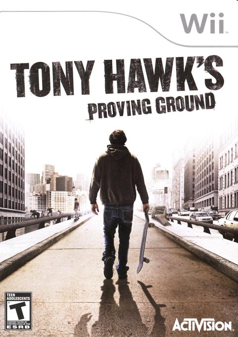 [WII] [NTSC] Tony Hawk's Proving Ground