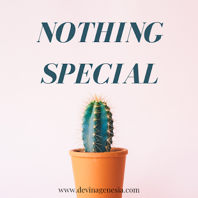 Nothing Special - Devina Genesia